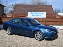 2005 55 SAAB 9-5 LINEAR SPORT 1.9 TURBO DIESEL ONLY 35K ON THE CLOCK