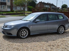 2009 SAAB 9-3 1.9 TDI SPORTWAGON VECTOR SPORT ESTATE MANUAL
