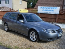 2006 56 SAAB 9-5 TURBO DIESEL ESTATE 1.9 AIRFLOW MANUAL