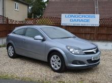 2009 VAUXHALL ASTRA 1.6 16V SPORT MANUAL LOW MILES!!!