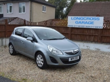 2011 VAUXHALL CORSA 1.4i 16V EXCLUSIVE MANUAL