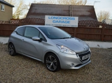 2014 Peugeot 208 1.2 VTi Access+ manual petrol Low miles!!!