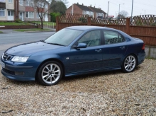 2007 SAAB 9-3 AERO 2.8 AUTOMATIC PETROL HUGE SPEC!!!!