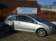 2008 58 Vauxhall Corsa 1.2 i 16v SXi 3dr Manual Very Low Miles!!!