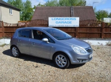 2008 Vauxhall Corsa 1.2i 16v Design 5 door manual leather ONLY 36K ON THE CLOCK