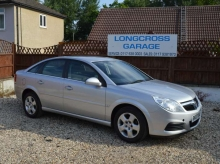 2007 07 Vauxhall Vectra 1.8 i VVT Exclusiv 5dr Manual ONE OWNER FROM NEW