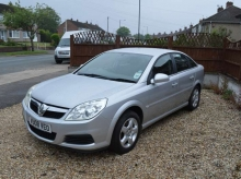 2008 08 VAUXHALL VECTRA 1.9 CDTi Exclusive 5dr Manual LOW MILEAGE