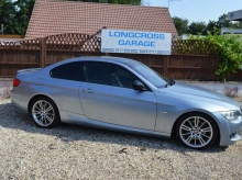 2011 BMW 3 SERIES 330d SE COUPE AUTOMATIC LOW MILEAGE