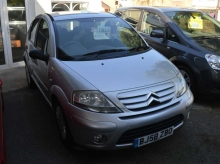 2008 58 CITROEN C3 1.4i CATCHET 5 DOOR MANUAL SILVER