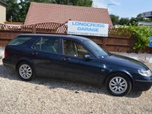 2005 SAAB 9-5 LINEAR 2.0 TURBO AUTOMATIC ESTATE FULL LEATHER