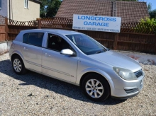 2004 04 VAUXHALL ASTRA 1.6 16V CLUB MANUAL PETROL FULL MOT