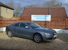 2009 Audi A5 1.9 TFSI COUPE MANUAL PETROL FULL BLACK LEATHER