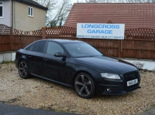 2011 Audi A4 2.0 TDI BLACK EDITION FULL LEATHER FSH