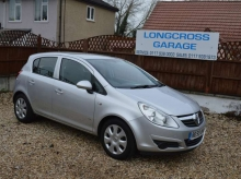 2009 59 Vauxhall Corsa 1.4 i 16v Club 5dr PETROL MANUAL