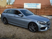 2016 Mercedes-Benz C Class 2.1 C220d AMG Line (s/s) ESTATE