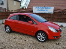 2007 57 Vauxhall Corsa 1.4 i 16v SXi 3dr IDEAL FOR A FIRST TIME DRIVER