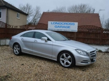 2013 Mercedes-Benz CLS 3.0 CLS350 BlueEFFICIENCY 7G-Tronic