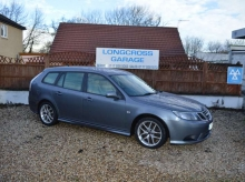 2009 Saab 9-3 1.9 TiD Vector Sport sportwagon Estate