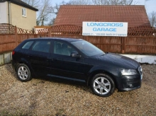 2010 Audi A3 1.6 TDI SE Sportback 5dr FULL LEATHER
