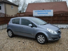 Vauxhall Corsa 1.4 i 16v Club 5dr ONLY 46K ON THE CLOCK