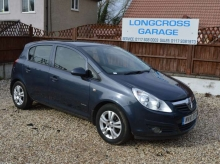 2010 VAUXHALL CORSA 1.2 ENERGY 5 DOOR PETROL MANUAL FULL HISTORY