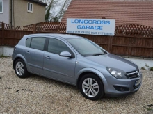 2009 59 Vauxhall Astra 1.6 i 16v SXi 5dr PETROL MANUAL FULL HISTORY 2 KEEPERS