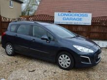 2013 Peugeot 308 SW 1.6 HDi FAP Access 5dr ESTATE DIESEL MANUAL LOW MILES