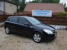 2009 Vauxhall Astra 1.6 i Active Plus 5dr PETROL MANUAL