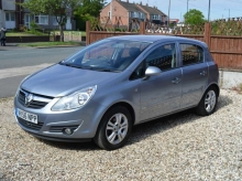 2006 Vauxhall Corsa 1.4 i 16v Club 5dr PETROL MANUAL