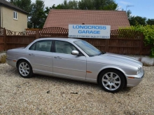 2005 Jaguar XJ 4.2 XJ8 SE 4dr ONLY 60K ON THE CLOCK FSH