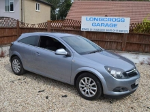 2010 VAUXHALL ASTRA 1.6 SPORT 1.6 EXCLUSIV PETROL MANUAL COUPE