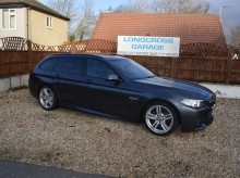 2016 BMW 5 SERIES 520D TOURING MSPORT ESTATE AUTOMATIC