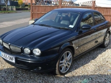 2005 Jaguar X-Type 2.5 V6 Sport (AWD) 4dr MANUAL