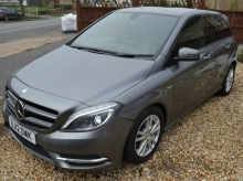 2012 MERCEDES B180 SPORT AUTO DIESEL FULL LEATHER