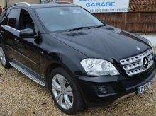 2011 ML300 CDi BlueEFFICIENCY [204] Sport 5dr Tip Auto