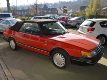 G SAAB 900 CLASSIC CONVERTIBLE ONLY 41K ON THE CLOCK